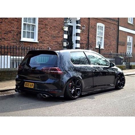 volkswagen golf 7r on instagram