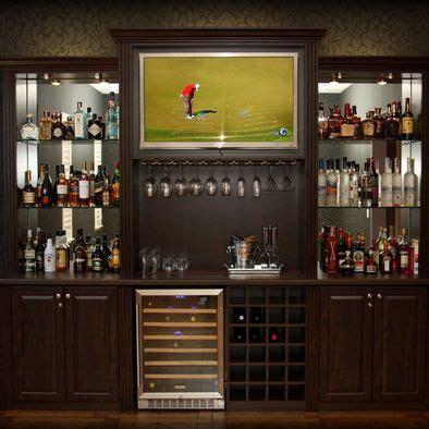 Built In Home Bar Ideas Best 25 Built In Bar Ideas On Basement