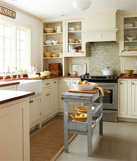 kitchen island small space how much walking space is required around a kitchen island