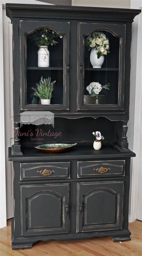 Refinishing Wood China Cabinet   Best Home Furniture Design