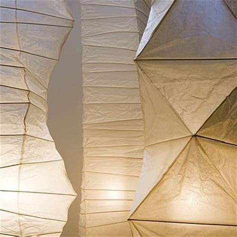 lustre papier japonais les les akari de isamu noguchi design et tradition
