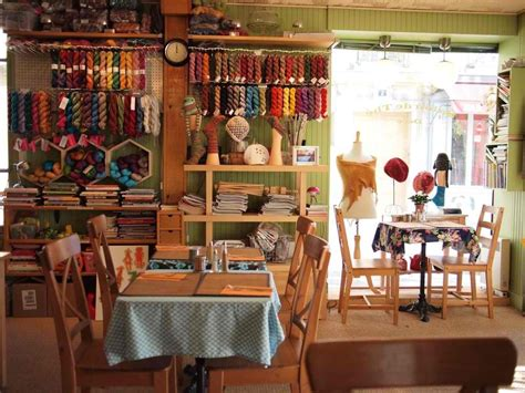knit shop 10 inspiring caf 233 s around the world