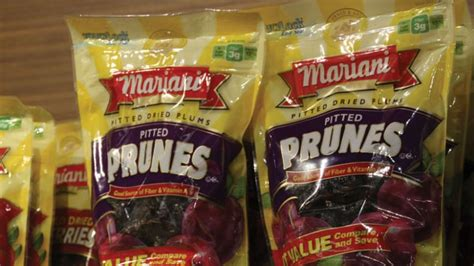 Mariani Pitted Dried Prunes 283g balancing dried plums produce business magazine