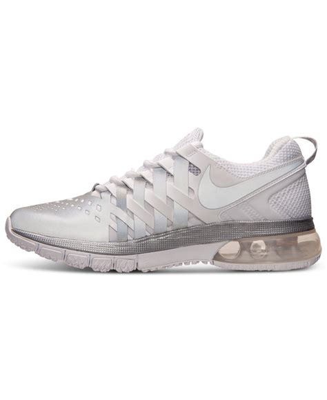 nike sneakers for lyst nike s fingertrap air max sneakers