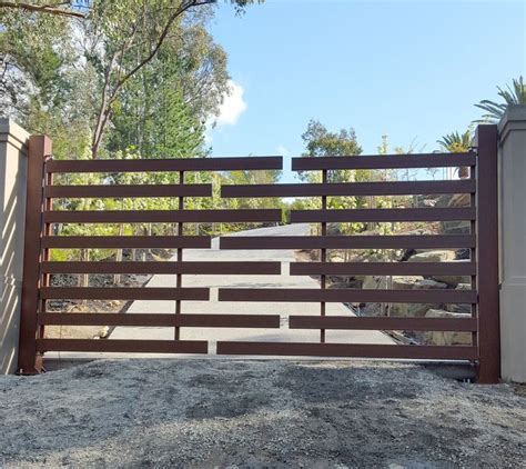 swing gates designs 1000 images about modern contemporary gates on