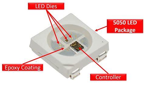 wsb rgb led pinout working interfacing arduino