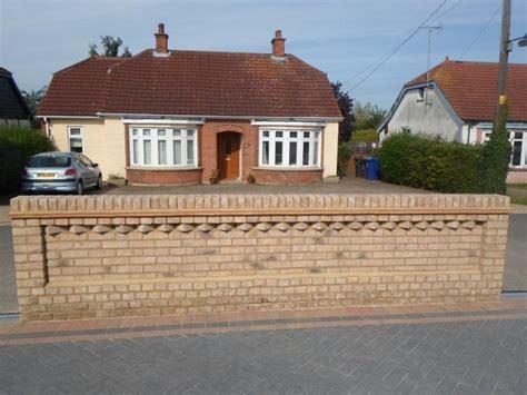 types of bricks for garden walls walls garden walls