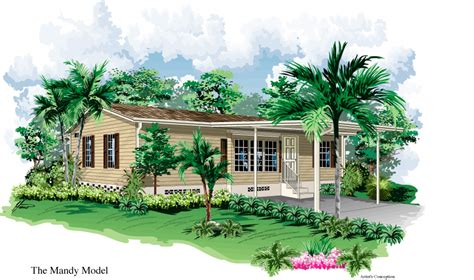mandy floor plans nobility homes florida