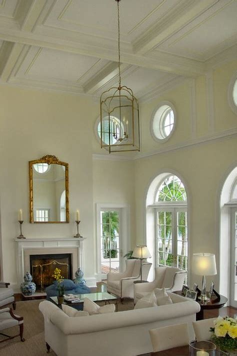 great room lighting high ceilings how to decorate a room with high ceilings designed