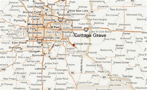 Weather In Cottage Grove Mn by Gu 237 A Urbano De Cottage Grove