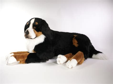 bernese mountain stuffed animal bernese mountain 1262 dogs