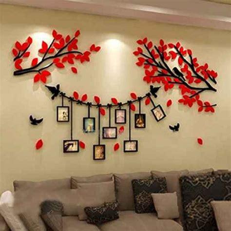 adesivi parete da letto come rinnovare il salotto o la da letto con gli