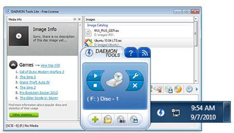 daemon tools lite fr daemon tools lite t 233 l 233 chargement gratuit