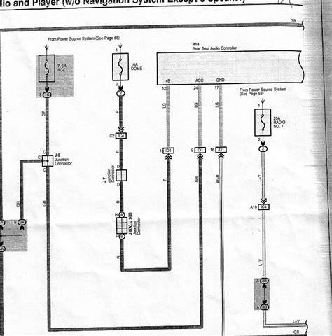 rav4 jbl wiring diagram 28 images 2003 toyota camry
