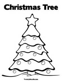 coloring christmas tree 171 free coloring pages
