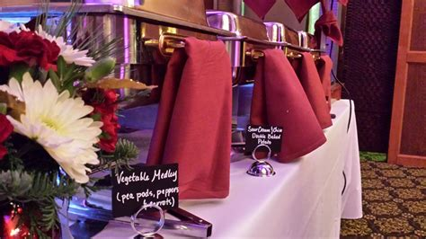 Wedding Meal Ideas by Wedding Meal Ideas Chef S Catering