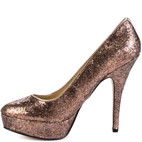 copper shoes high heels popular copper pumps buy cheap copper pumps lots from