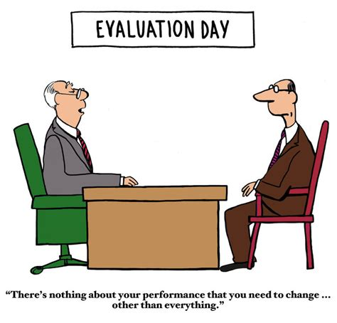 the dreaded annual performance review inches closer to