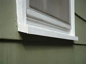 Outside Window Sill Replace A Wood Window Sill To Fix Rot Damage
