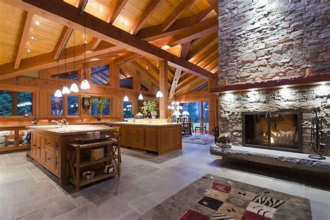 Canadian Home Decor 15 Million Luxury House In Whistler 6