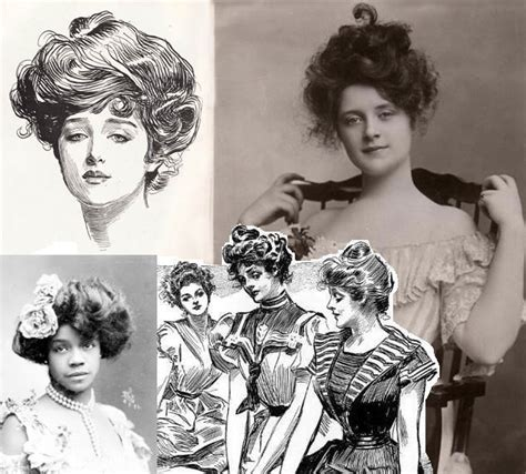 women s edwardian hairstyles an overview hair and