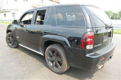 buy used 2007 chevy trailblazer ss awd 78 600 miles needs engine work no reserve in