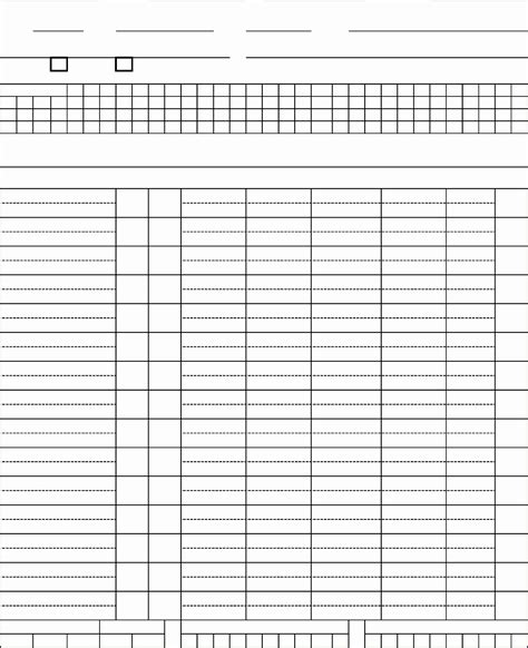 7 basketball score sheet template excel exceltemplates