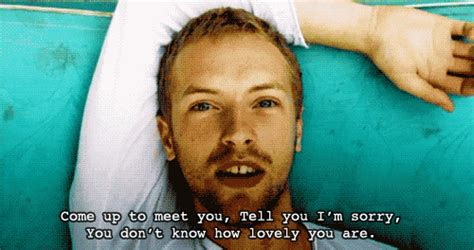 biography of coldplay in english the scientist music video gif wifflegif