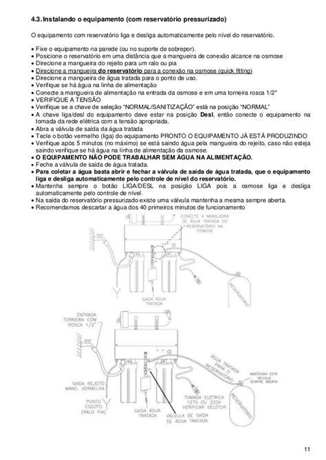 Manual osmose smart - rev01 03 - condutivímetro honest