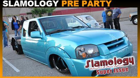 slamology pre party seconds saloon gauge magazine