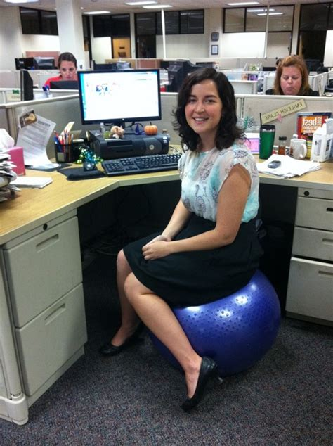 Exercise Ball Office Chair Size Office Chair Furniture