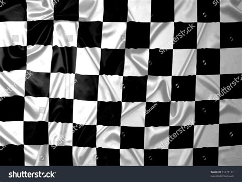 f1 pattern stock a f1 flag with checkered pattern stock photo 51474127