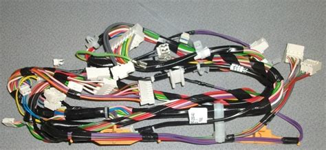 washing machine wire harness wiring diagrams