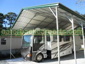 understanding rv carport heights and their components