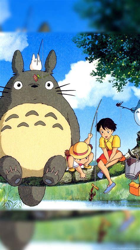 quality  neighbor totoro wallpapers anime manga