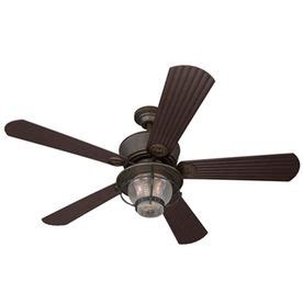 caicos 52 in bronze ceiling fan harbor 52 in merrimack antique bronze outdoor