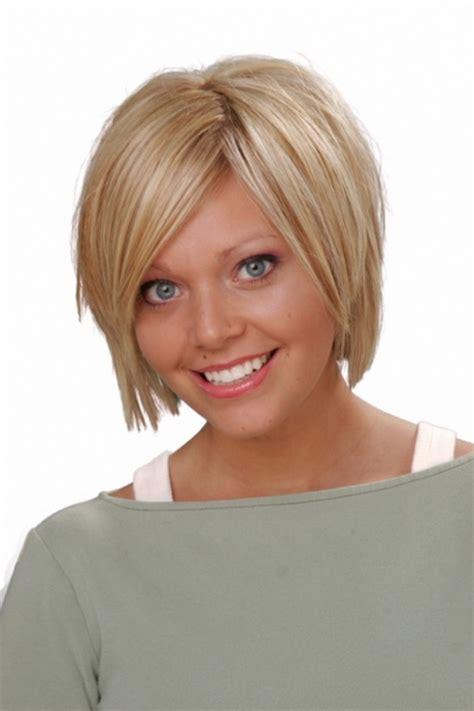short hair on heavy women short hairstyles for heavy women