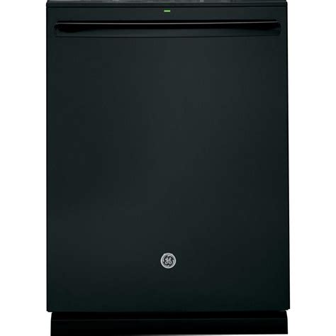 ge dishwashers top dishwasher in black with