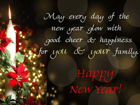 wishing all our loved ones a very happy new year there