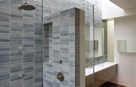 Bathroom Glass Tile Designs by 50 Magnificent Ultra Modern Bathroom Tile Ideas Photos