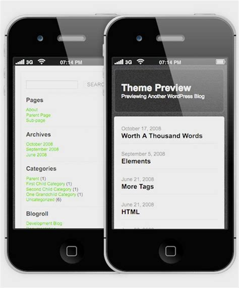 themes for mobile wordpress 25 most amazing mobile wordpress themes of 2014 lava360