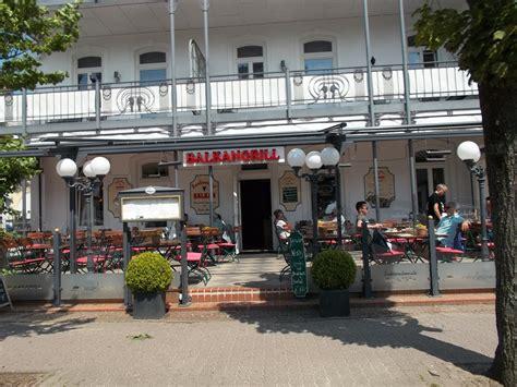balkan grill haus königsbrunn ferienwohnungen auf r 252 binz essen trinken in binz