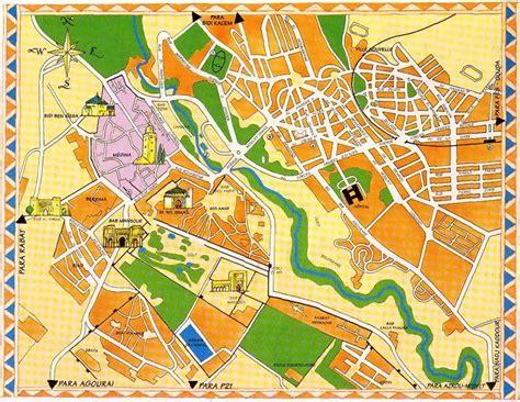 maps maps maps of meknes