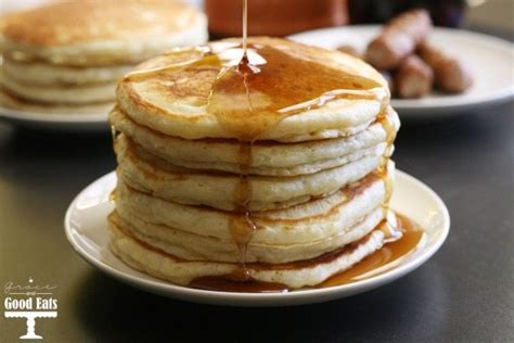 the best pancake recipe best pancakes recipe grace and eats