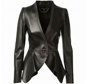 25  Best Ideas About Studded Leather Jacket On Pinterest
