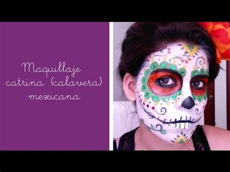imagenes mujeres pintadas de catrinas maquillaje de catrina calavera mexicana