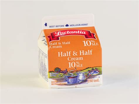 half and half cream 250ml southwest ontario s premier