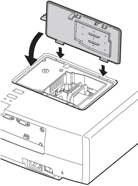 epson l replacement instructions epson eh tw4400 projector l