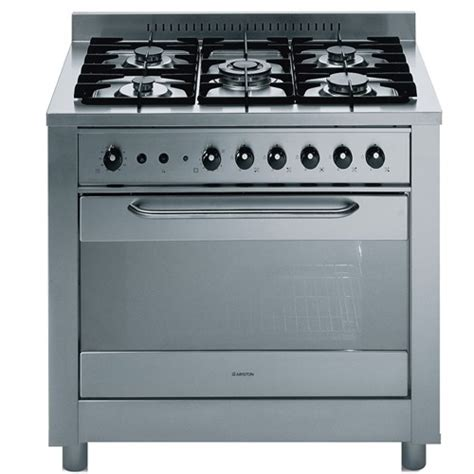 Oven Ariston Gas ariston pro 95 gt professional cooker oven elect grill