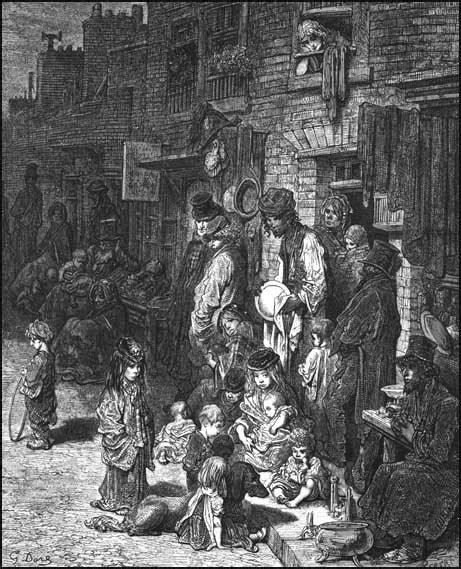 Victorian London Poverty | dolley poverty during the victorian era